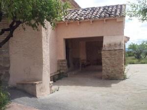 Pozán de Vero. San Macario
