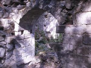 Graus. Ermita San Miguel o Templarios