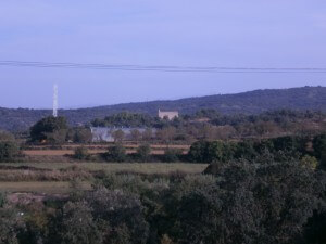 Torres del Obispo. Ermita de Santa Ana