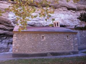 Torres del Obispo. Ermita de Las Ventosas