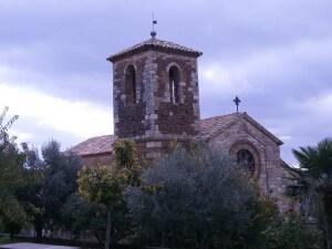 Iglesia parroquial de Asque