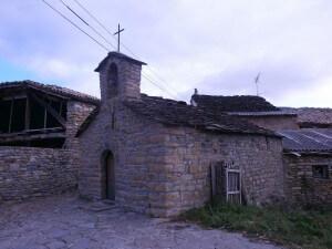 Torrelaribera. Ermita de Santa Brígida