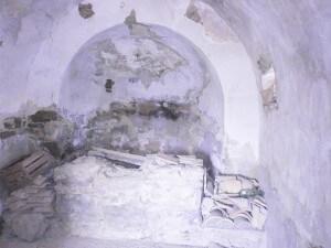 Salanova. Ermita San Macario
