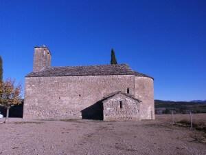 Lagüarres. Ermita Ntra. Sra. del Llano
