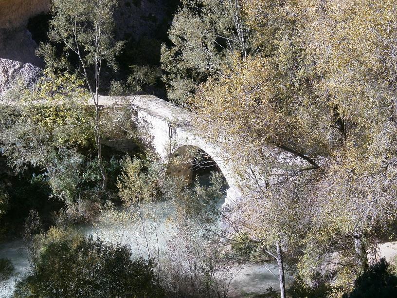 Ruta circular por Alquézar