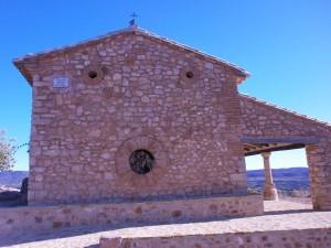 Alquezar. San Antón