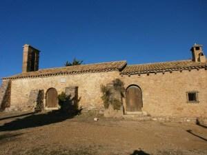 Alquézar. San Gregorio