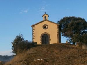 Benabarre. Ermita San Ana