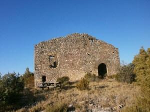 Benabarre. Ermita San Salvador