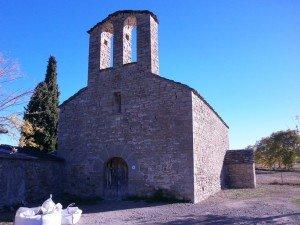 Lagüarres. Ermita de Ntra. Sra. del Llano