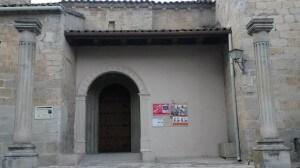Graus. Iglesia de San Miguel