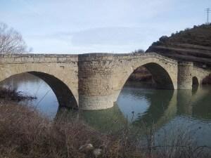 Graus. Puente de Abajo