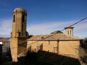 Juseu. Iglesia de San Julián