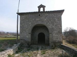 Capella. Ermita San Ramón