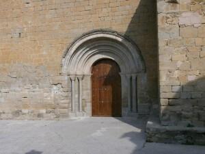 Capella. Iglesia de San Martín