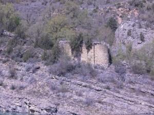 Chiriveta. Ermita Congost 2 o antigua