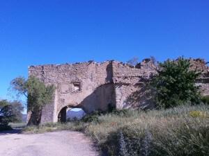 Lascuarre. Convento de La Piedad