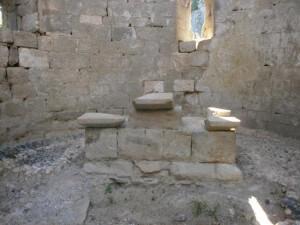 Capella. Ermita San Martín