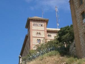 Barbastro. Monasterio El Pueyo