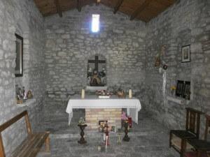 La Puebla de Roda. Ermita Ntra. Sra. de Los Dolores