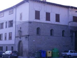 Graus. Convento Carmelitas Descalzas
