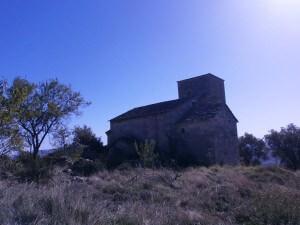 Grustán. Iglesia de Santa María