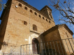 Aler. Iglesia de Santa María