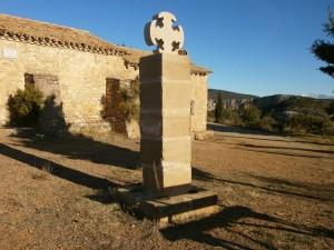 Alquézar. Ermita San Gregorio