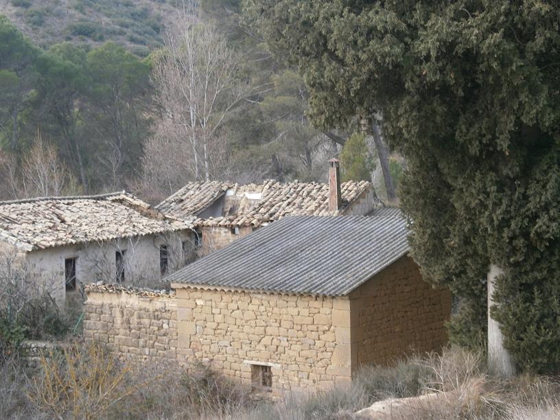 Molinos – La Hoya de Huesca