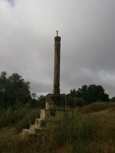 Barbastro. Camino de El Pueyo