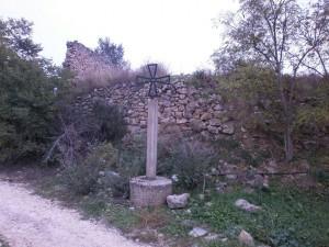 Fonz. Vía Crucis a la ermita de San José