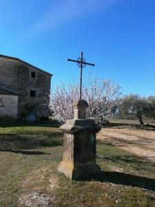 Junzano. Ermita de Torrolluelas