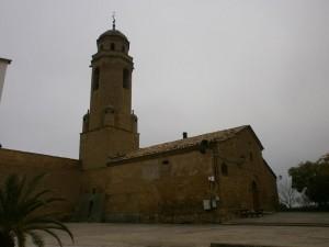 Arbaniés. Iglesia de Nuestra Señora de los Ángeles