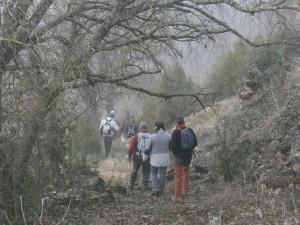 Chiriveta. Camino de la fuente