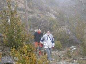 Chiriveta. Camino de la ermita Ntra. Sra. del Congost