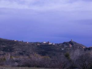 Camino de Santa Eulalia La Mayor