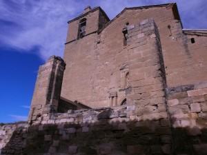 Santa Eulalia La Mayor, iglesia parroquial