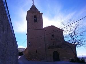 Iglesia parroquial de Castilsabás