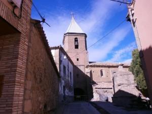 Por las calles de Sasa del Abadiado