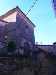 Sasa del Abadiado. Iglesia parroquial
