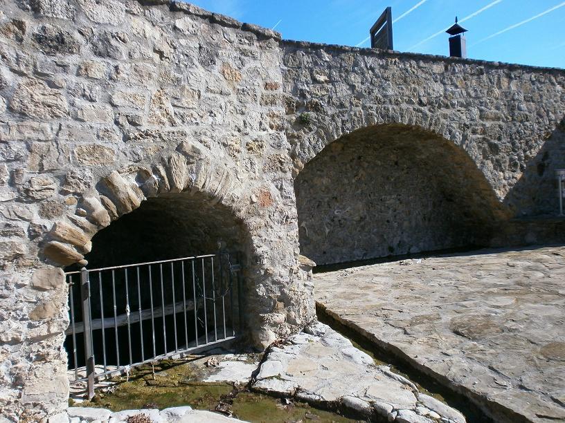 Fuentes y lavaderos – La Ribagorza