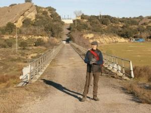 En el Canal de Aragón y Cataluña. Sifón del río Sosa