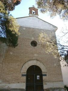 Ermita de La Piedad. Almunia de San Juan