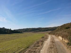 Camino de Azanuy