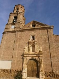 Azanuy. Iglesia de la Asunción