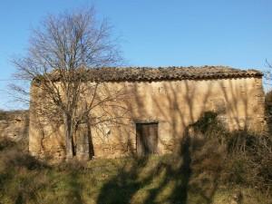 Pertusa. Antiguo pajar