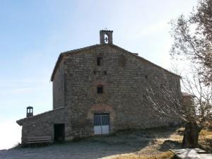 Naval. Ermita Santa Quiteria