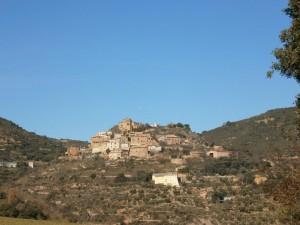 Camino de Hoz de Barbastro, una nueva perspectiva de Salinas de Hoz