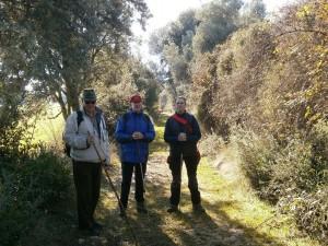 Camino de Hoz de Barbastro