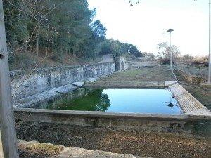 Barbuñales. Entorno de la Fuente de la Calzada, con su lavadero y abrevadero